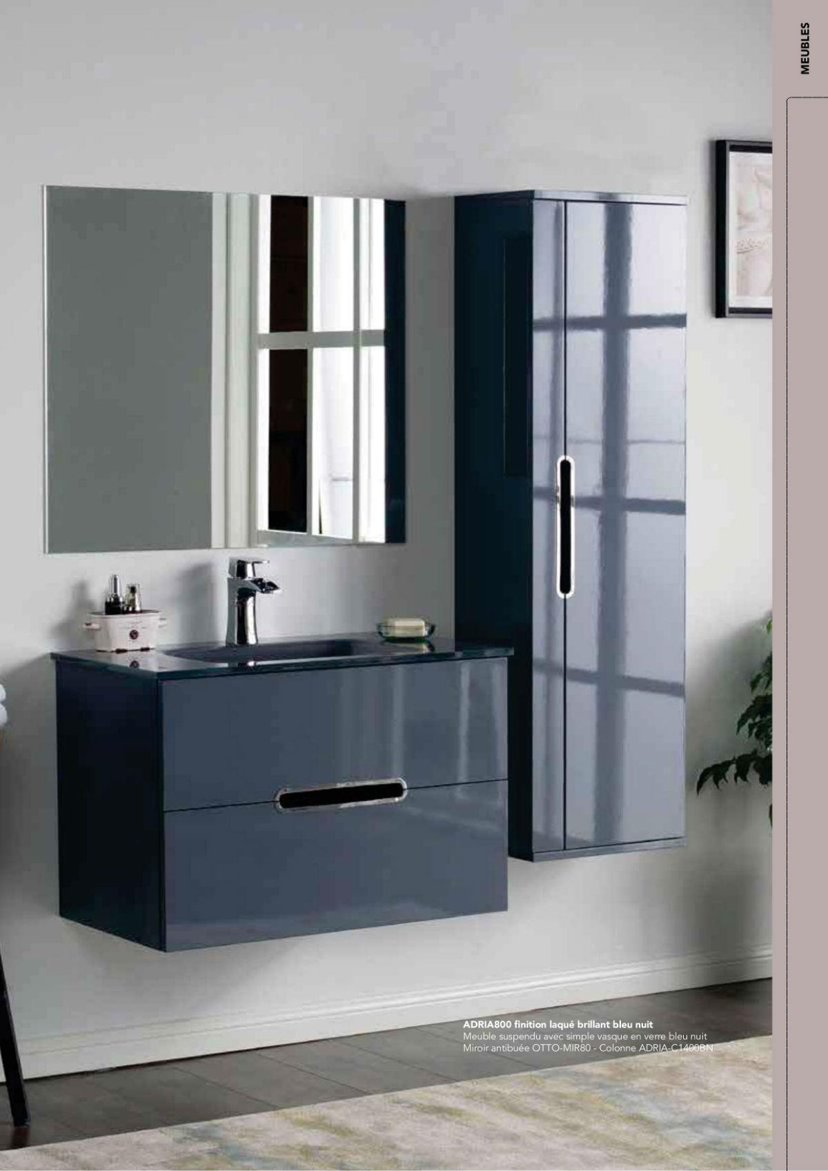ADRIA meuble de salle de bain