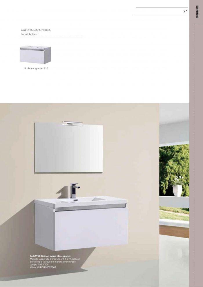 Adria meuble salle de bain