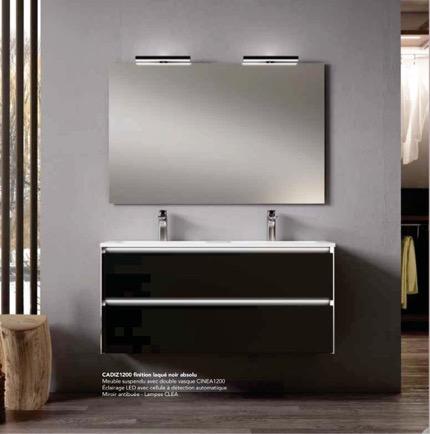 Cadiz led meuble salle de bain