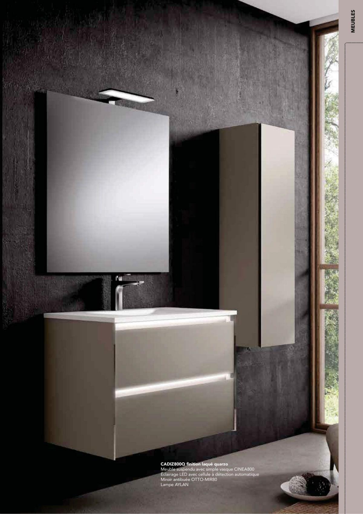 Meuble salle de bain à Lausanne