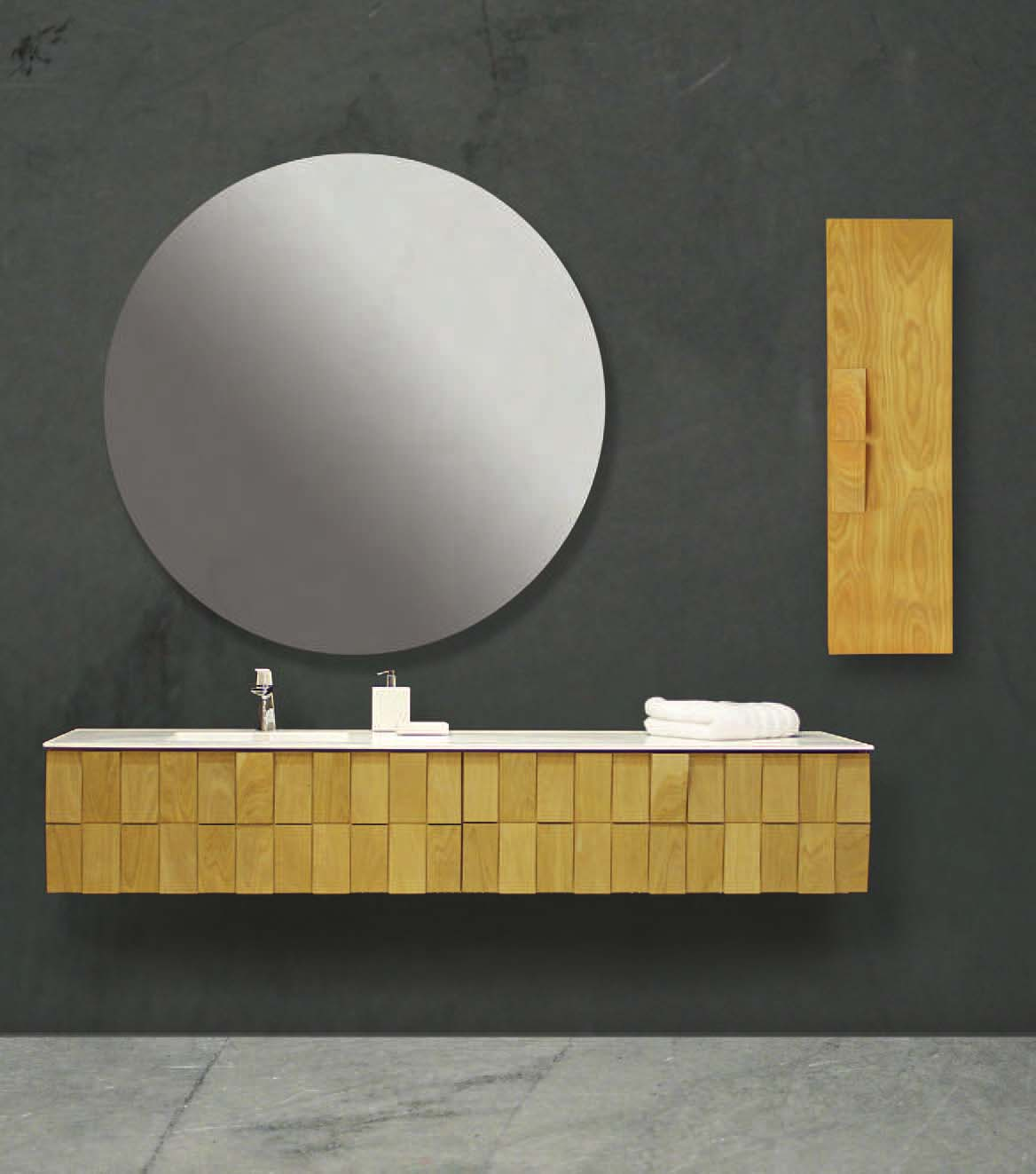 Meuble salle de bain Stratege